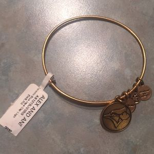 Alex and Ani with MLBP Blue Jays charm
